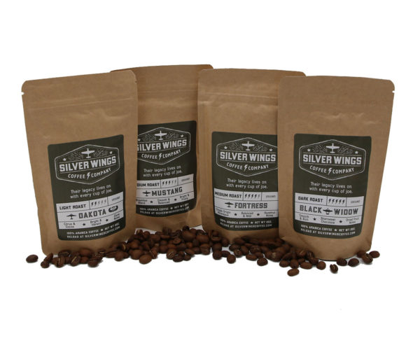 WWII Coffee Sample Pack