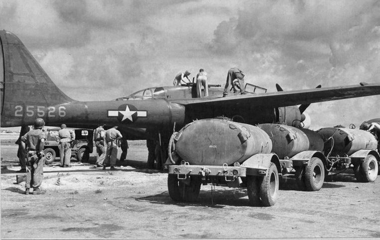 Night Fighter Squadron P-61 Black Widow
