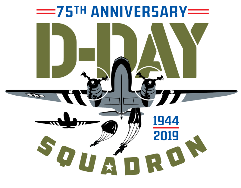 D-Day Squadron 75th Anniversary