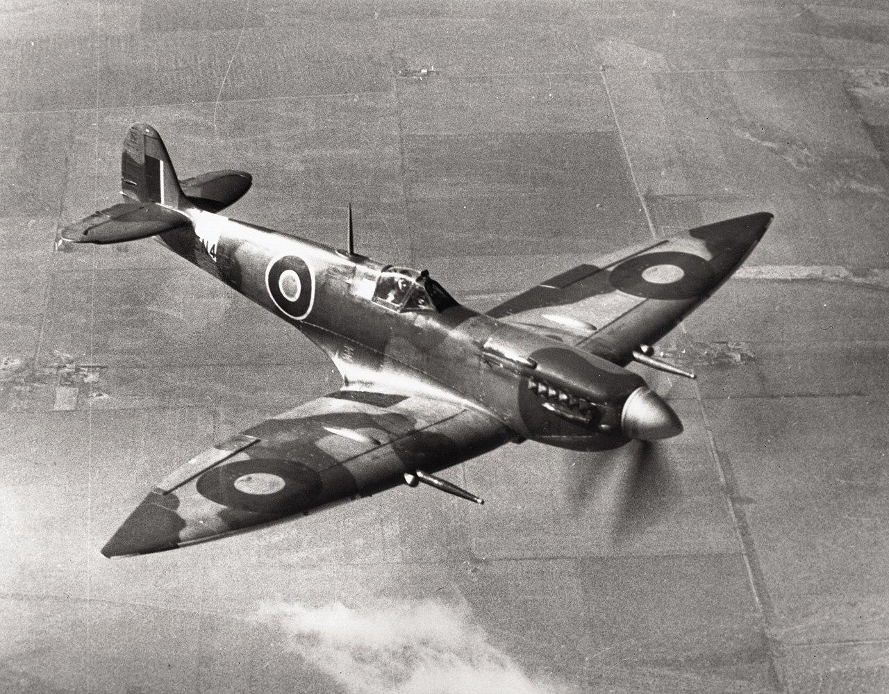 Spitfire VII Langley