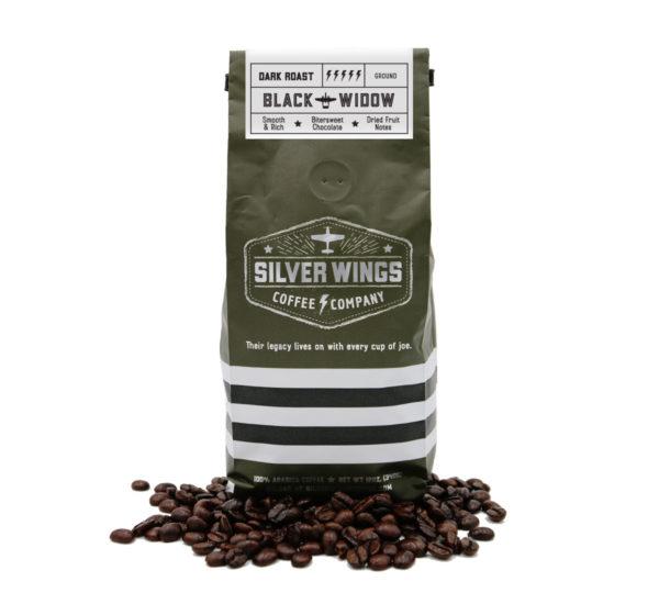Northrop Black Widow Dark Roast Coffee