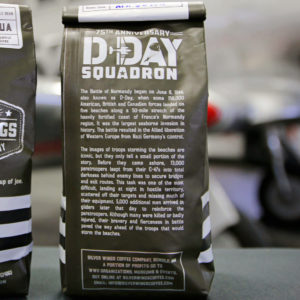 D-Day Squadron Bag
