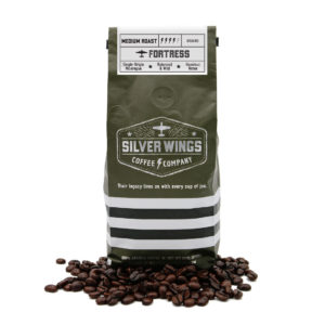 Flying Fortress Nicaragua Medium Roast Coffee