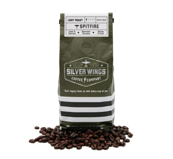 Supermarine Spitfire Light Roast Coffee