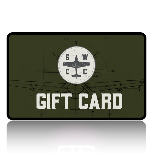 Silver Wings Gift Card