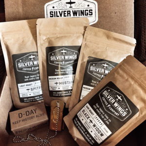 D-Day Clicker Coffee Gift Set