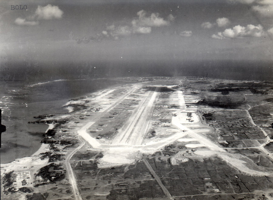 Bolo Army Airfield