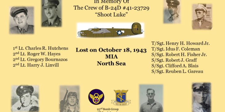 The Crew of B-24