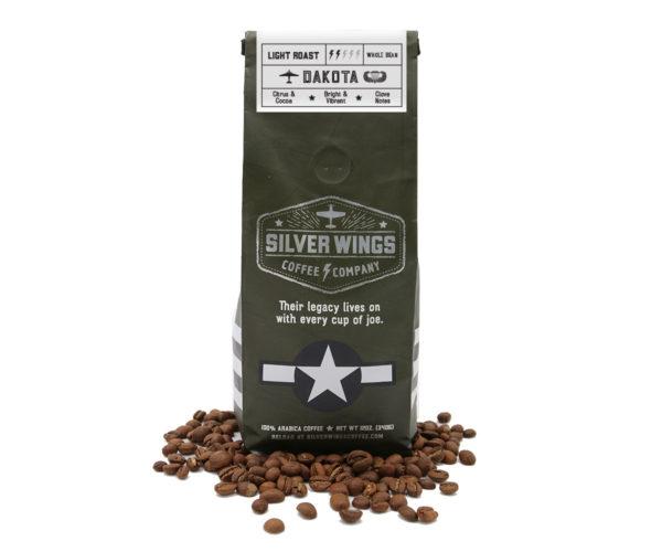 Dakota C-47 Coffee Light-Medium Roast