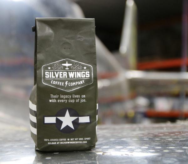 Stars and Bars WWII Coffee
