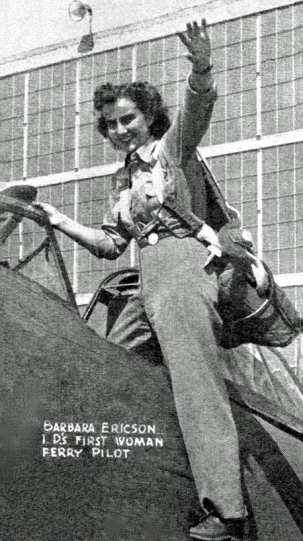 WASP Barbara Ericson.