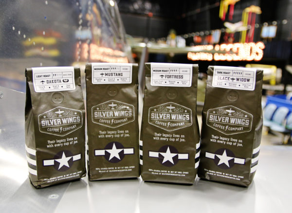 Silver Wings Coffee Subscription