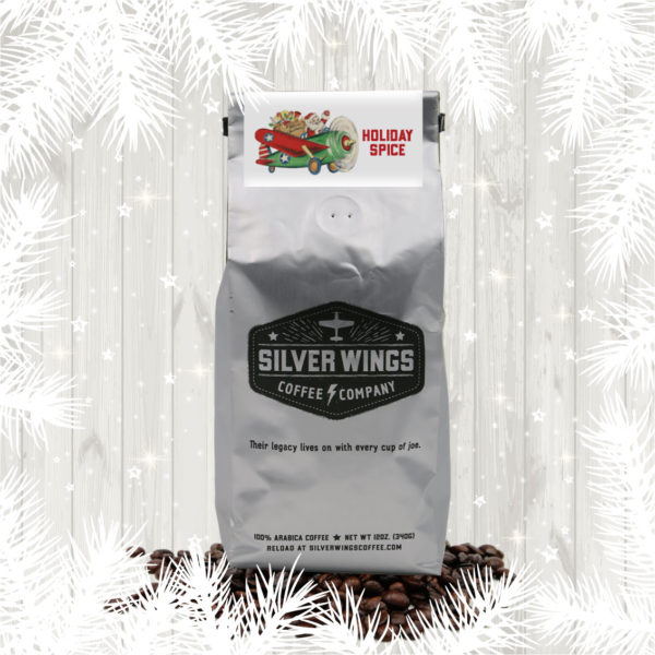 Holiday spice coffee