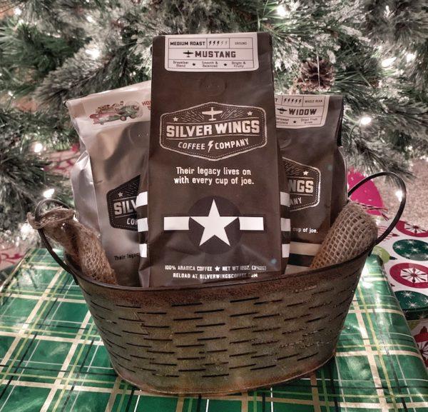 3-pack coffee box