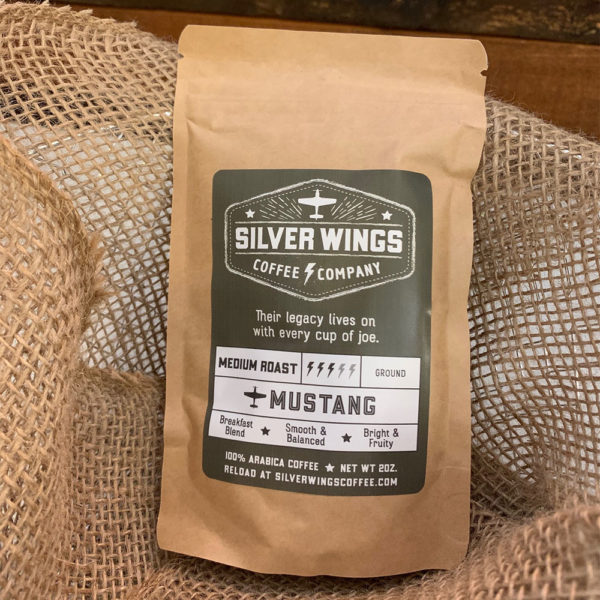 Mustang Sample Size Coffee